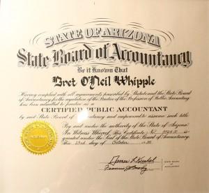Arizona Board of Accountancancy