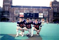 Bret Whipple University of Football Football